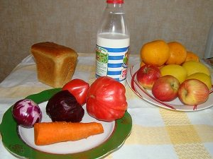 Лечение продуктами питания