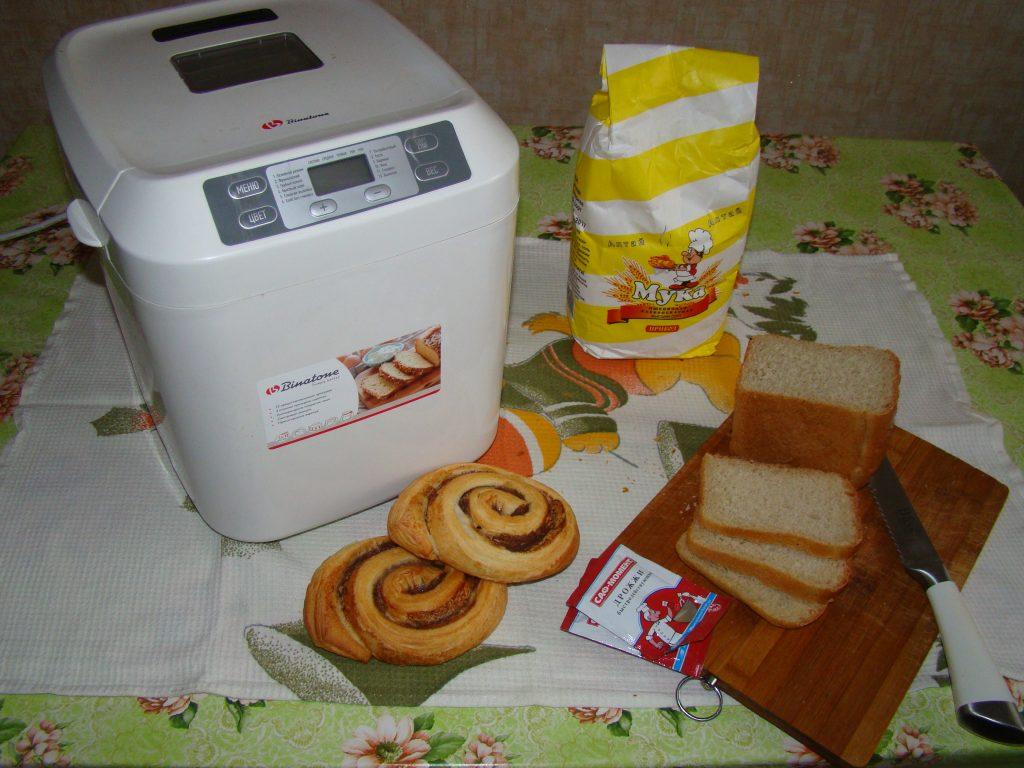 Лечение домашним хлебом