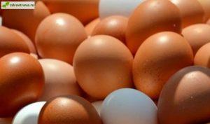 Лечение яйцами